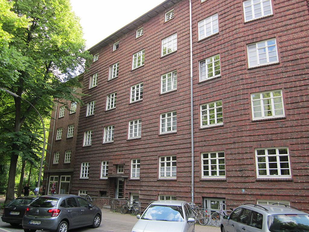 Wohnhaus Meister-Francke-Straße in Hamburg Barmbek-Nord