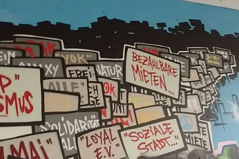 Mieten Graffiti in Berlin
